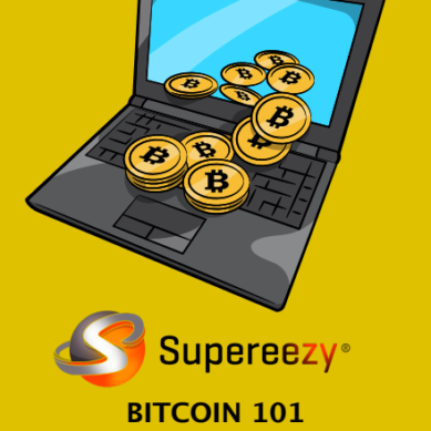 Bitcoin 101 eBook by Supereezy